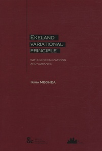 Ekeland variation principle - With generalizations and variants.pdf