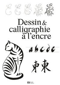 Irina Sarnavska - Dessin & calligraphie à l'encre.