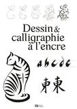 Irina Sarnavska - Dessin et calligraphie à l'encre.