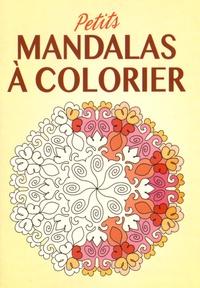 Irina Sarnavska - Petits mandalas à colorier.
