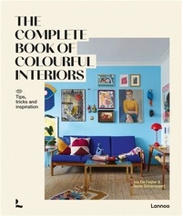 Accentsonline.fr The Complete Book of Colourful Interiors Image