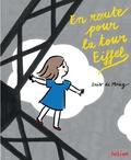 Iris de Moüy - En route pour la tour Eiffel.