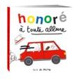 Iris de Moüy - Honoré à toute allure.