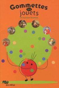 Iris Guichard-Voorhuis - Gommettes les jouets.