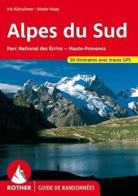 Iris Kürschner - Alpes du Sud - Ecrins - Queyras - Ubaye.