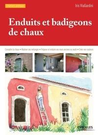 Iris ViaGardini - Enduits et badigeons de chaux.