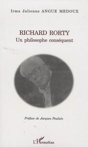 Irma Julienne Angue Medoux - Richard Rorty, un philosophe conséquent.