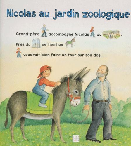 Irmstraut Teltau et Ingrid Uebe - Nicolas au jardin zoologique.