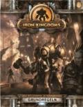 Iron Kingdoms-  Grundregeln - Vollmetall Fantasy Rollenspiel.