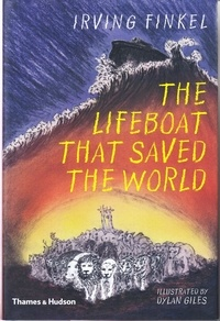 Irving Finkel - The lifeboat that saved the world.