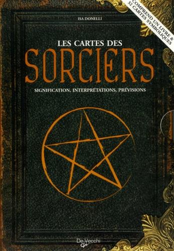 Isa Donelli - Les cartes des sorciers. 1 Jeu