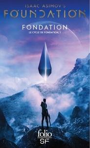 Téléchargement de google books mac Le cycle de Fondation Tome 1 (French Edition) RTF par Isaac Asimov
