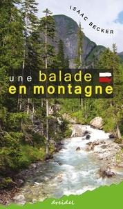 Isaac Becker - Une balade en montagne.
