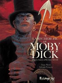 Isaac Wens et Sylvain Venayre - A la recherche de Moby Dick.