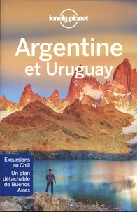 Isabel Albiston et Cathy Brown - Argentine et Uruguay. 1 Plan détachable