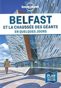 Isabel Albiston - Belfast et la Chaussée des Géants en quelques jours. 1 Plan détachable