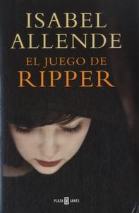 Isabel Allende - El juego de Ripper.