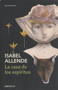 Isabel Allende - La casa de los espiritus.
