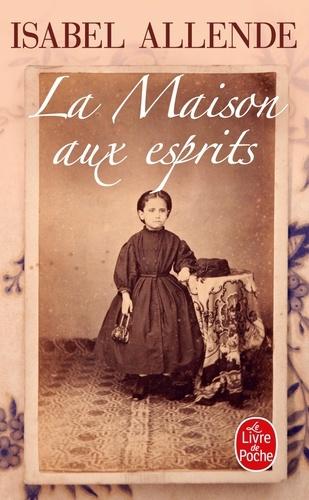 La Maison Aux Esprits Livre