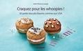 Isabel Brancq-Lepage - Craquez pour les whoopies ! - 30 petits biscuits fourrés comme aux USA.