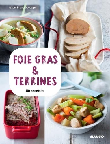 Foie gras et terrines