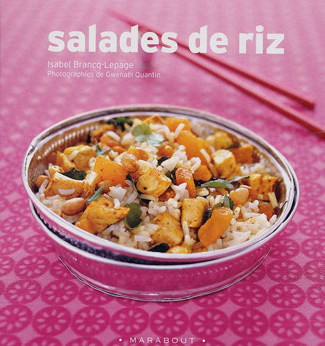 Isabel Brancq - Salades de riz.