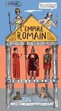 Isabel Greenberg et Imogen Greenberg - Explore l'empire romain.