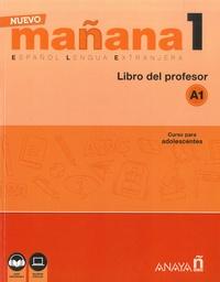 Openwetlab.it Nuevo mañana 1 A1 - Libro del professor Image