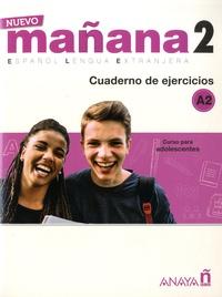 Deedr.fr Nuevo mañana 2 Español Lengua Extranjera - Cuaderno de ejercicios A2 Image