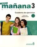 Isabel Lopez Barbera et Maria-Paz Bartolomé Alonso - Nuevo mañana 3 A2/B1 - Cuaderno de ejercicios.