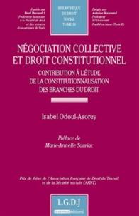 Négociation collective et droit constitutionnel - Contribution à létude de la constitutionnalisation des branches du droit.pdf