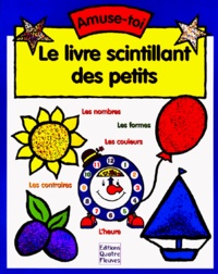 Isabel Pin et Salina Yoon - Le livre scintillant des petits.