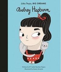 Isabel Sanchez Vegara - Audrey Hepburn.