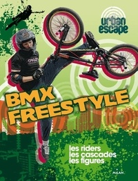 Isabel Thomas - BMX freestyle.
