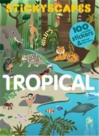 Isabel Thomas - Stickyscapes Tropical Adventures.