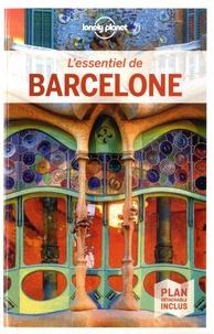 Isabella Noble - L'essentiel de Barcelone. 1 Plan détachable