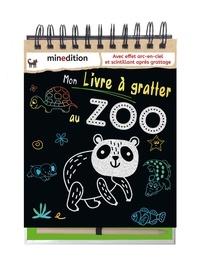 Isabella Stadler - Mon livre à gratter au zoo.