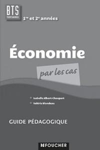 Histoiresdenlire.be Economie par les cas - BTS tertiaires 1re et 2e années - Guide pédagogique Image