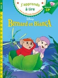 Isabelle Albertin - Bernard et Bianca - Milieu de PC.