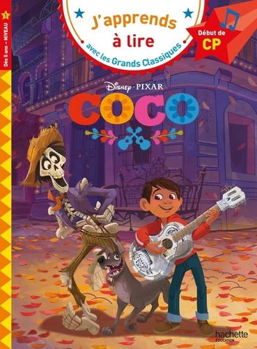 Isabelle Albertin et  Disney Pixar - Coco.