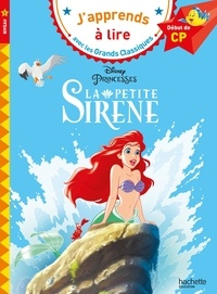 Isabelle Albertin - La petite sirène - Début de CP, niveau 1.