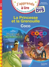 Isabelle Albertin et Valérie Viron - La princesse et la grenouille ; Coco.