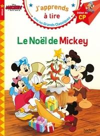Isabelle Albertin - Le Noël de Mickey - Début de CP, niveau 1.