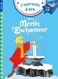 Isabelle Albertin - Merlin l'Enchanteur - Fin de CP, niveau 3.