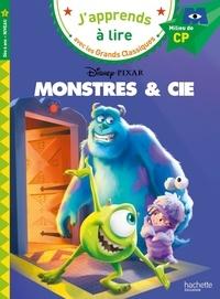 Isabelle Albertin - Monstres & Cie - Milieu de CP, niveau 2.