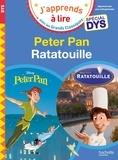 Isabelle Albertin - Peter Pan ; Ratatouille.