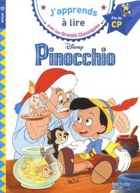 Isabelle Albertin - Pinocchio - Fin de CP, niveau 3.