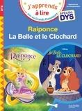 Isabelle Albertin et Valérie Viron - Raiponce ; La Belle et le clochard.