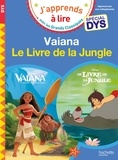 Isabelle Albertin - Vaiana ; Le livre de la jungle.