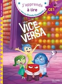 Isabelle Albertin et  Disney Pixar - Vice-Versa - Niveau CE1.